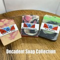 Decadent Soap Collection