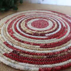 Large heat pads- Red Cream