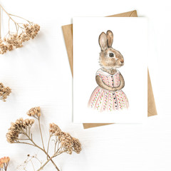 Greeting Card 'Cecily'