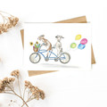 Greeting Card 'Public Holiday'