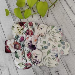 Reusable cloth sanitary pads -trial pack