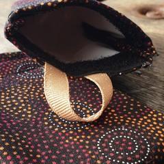 Aboriginal Print Reusable Treat Bag, Pet or child