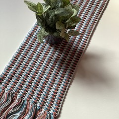 Handmade Crochet Table Runner