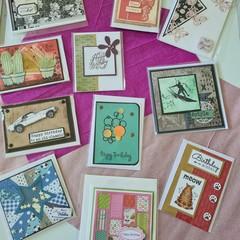 Birthday Cards Sample