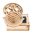 3D Wooden Marble Run Puzzle Craft Toy, Gift for Adults & Teen Boys Girls, Age 14