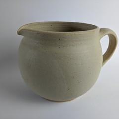 Creamy kitchen jug
