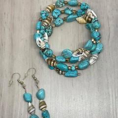 Turquoise Beach Set