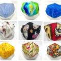Face masks washable, Reusable, cotton, elegant, sustainable face mask, Australia