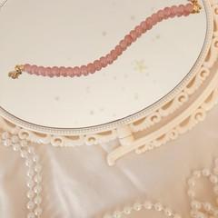 Small Bracelet - Soft pink