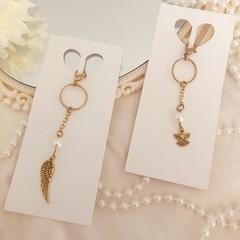 Keychain - Angel set