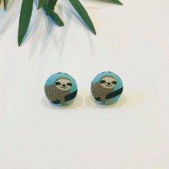 Sloth Earrings