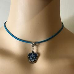 Ravenclaw emblem pendant necklace