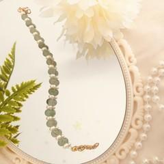 Small Bracelet - Apple Green