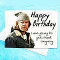Frank Gallagher Shameless Funny Birthday Card
