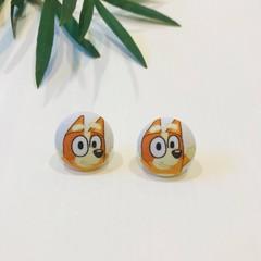 Bingo Earrings