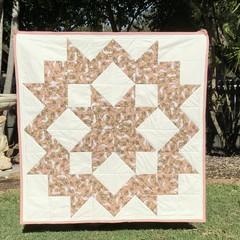 Carpenters Star Quilt