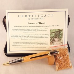 The Forest of Dean (Dr Who) Sierra style ballpoint pen