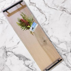 Personalised Tasmanian Oak Serving Tray