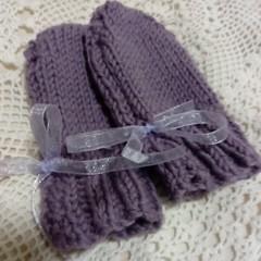 Woollen Baby mittens
