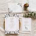 Bahamas | Printed Wedding Invitation Set