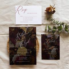 Venice | Printed Wedding Invitation Set