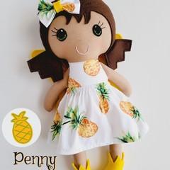 Fairy Doll - Penny Pineapple