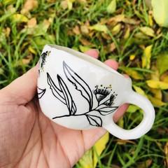Little Espresso gumnut cup