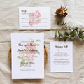 Sydney | Printed Wedding Invitation Set