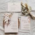 Marrakesh | Printed Wedding Invitation Set