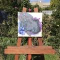 "'Into Space' Deep Edge Canvas 10x10"""