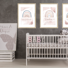 First Breath Personalised Wall Prints