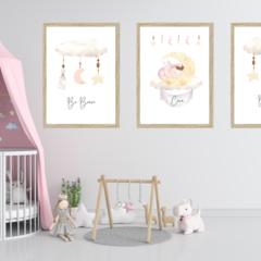 Sweet Dreams Personalised Wall Prints