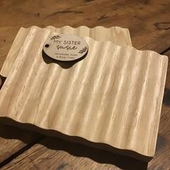 Beech wood Soap Dish