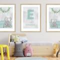 Ellie Love Personalised Wall Prints