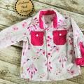 Size 2 Western Style Long Sleeve Shirt