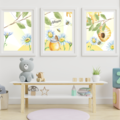 Sweet Sunrise Personalised Wall Prints
