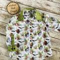 Size 3 Western Style Long Sleeve Shirt