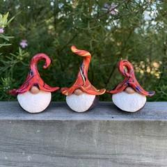 Gnome trio - Uri, Victor & Waylon