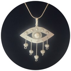 Pearl Evil Eye