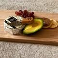 Personalised Cheeseboard | Caribbean Blue & Teal | Serving Tray | Resin Board