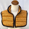 Heat Pack | Mustard with Black Stripes