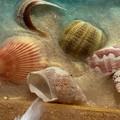 3D Ocean Resin | Personalised Serving Board | Cheese Board Set