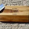 Personalised Serving Board   Cheese Board  