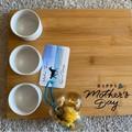 Personalised Serving Board & Bowl set | Cheeseboard Set