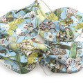 May Gibbs Fabric MASK : Gumnuts Friends on Light Sky Blue