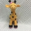 Giraffe: FREE POSTAGE, Ready to Post, Crochet Toy,  Girl Gift