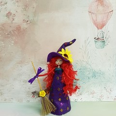 Wickedly Cute Witch