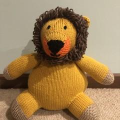 Lion Soft Teddy