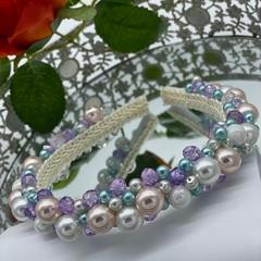 Embellished Mermaid Headband