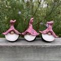Gnome trio - Rocky, Stanley & Tipsy